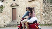 La Vespa, iconique scooter italien, fête ses 75 printemps