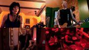 Joan Jett joue un titre à distance avec son groupe