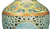 Une somme record pour un vase chinois du 18e siècle: 50,7 millions euros