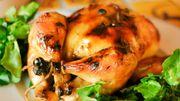 Le poulet rôti, c'est tendance!