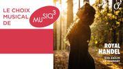 Découvrez le nouvel album de la mezzo-soprano Eva Zaïcik, lauréate du Concours Reine Elisabeth de2018