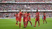 Le Standard écrase Genk 5-0 et se rapproche à quatre points du Club de Bruges