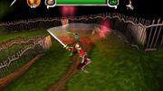 Capture d'écran de Medievil sur Playstation