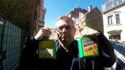 Les aventures de l'Emmerdeur : pas de Roundup pour Manneken Pis