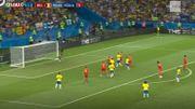 """L'arrêt décisif de Courtois face à Neymar à la 94e : """"Ils pensaient qu'ils allaient gagner le Mondial"""""""