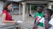 Bénin: Nathalie Burnet, Coordinatrice du projet Cap Solidarité