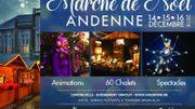 La féerie de Noël à Andenne du 14 au 16 décembre...