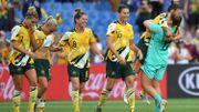 L'Australie renverse le Brésil et ouvre son compteur de points