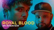Royal Blood sur Classic 21