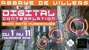 """""""Digital Contemplation"""" : quand l'art numérique s'empare des vieux murs"""