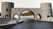 Voici à quoi ressemblera le nouveau pont des Trous à Tournai