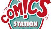 Un parc dédié à la bande dessinée pour Noël 2015 à la gare d'Anvers-Central