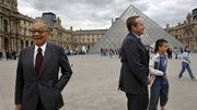 Mort de l'architecte Ieoh Ming Pei à 102 ans, créateur de la pyramide du Louvre
