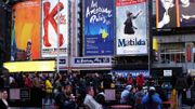 Recettes record à Broadway pour la saison 2016-17