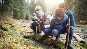 Les enfants en contact avec la nature se comporteraient mieux