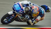 Jorge Martin en pole position au GP d'Allemagne