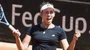 Ivo Van Aken pense qu'Elise Mertens sera top 10 dans un an