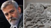 George Clooney milite pour que le British Museum rende les marbres du Parthénon à la Grèce, Boris Johnson refuse