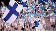 La délégation finlandaise
