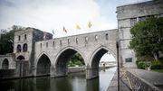 Tournai: l'esquisse du nouveau Pont des Trous sera envoyée au ministre Prévot