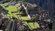 Le Machu Picchu en très haute définition