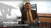 Pierre Wolper veut se positionner en candidat du changement