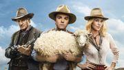 """Après """"Ted"""", Seth MacFarlane applique son humour décapant au western"""