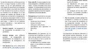 """Les principes de l'écriture inclusive résumés dans le guide """"Inclure sans exclure"""" édité par la Fédération Wallonie-Bruxelles."""