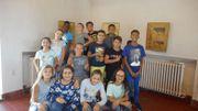Notre classe niouzz de Verviers
