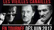 """""""Les Vieilles Canailles"""" en tournée dans toute la France et à Bruxelles en juin 2017"""