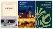 Une sélection littéraire pour bien démarrer l'année!