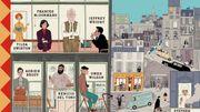 """Le prochain film de Wes Anderson """"The French Dispatch"""" sera en compétition à Cannes"""