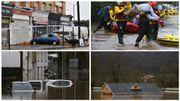 La tempête Dennis a fait un mort au Pays de Galles