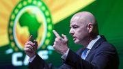 Mondial 2026: le président de la Fifa appelle la Caf à la neutralité