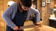 Véronique, une féministe qui aime le fromage