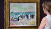 Raoul Dufy ou la baie du Havre sublimée
