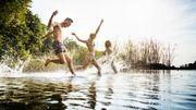 Beau temps : 5 endroits en Belgique où profiter du soleil en faisant plouf