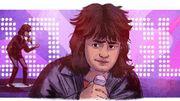"""Google rend hommage à Daniel Balavoine pour les 43 ans de l'album """"Le chanteur"""""""