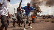 Manifestation de l'opposition à Kinshasa