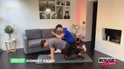 Bouge à la maison : des exercices cardio de 40 secondes