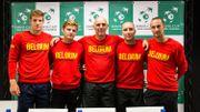 Liège accueillera le premier match de Coupe Davis des Belges en 2018