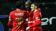 L'Antwerp surclasse Waasland-Beveren et conforte tranquillement sa place dans le top six