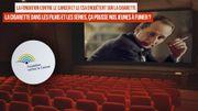Le tabac est présent dans près de 22% des fictions télévisées: problématique pour nos jeunes?