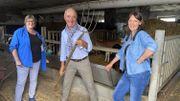 Cense du Mayeur, une ferme familiale devenue référence à Baudour!