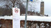 Au Signal de Botrange, les motorhomes sont désormais interdits de stationnement ce week-end.