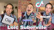 Apprenez les langues avec humour grâce à Loïc Suberville