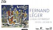 Fernand Léger - Une expo à Bozar (9/02 -> 3/06/2018)