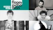 Les Flagey Piano Days: une journée spéciale consacrée au festival sur Musiq3