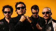 """Les rockeurs belges de """"The Sore Losers"""" sortent un 4e album"""