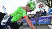 Des éraflures pour Vanmarcke et Van Asbroeck après leur chute lors de la 3ème étape du Tour du Benelux